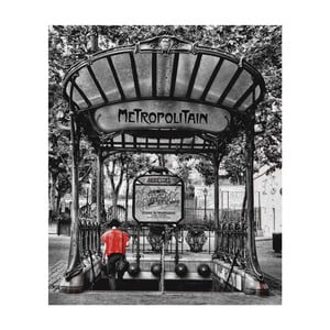 Obraz Tomasucci Paris Metro