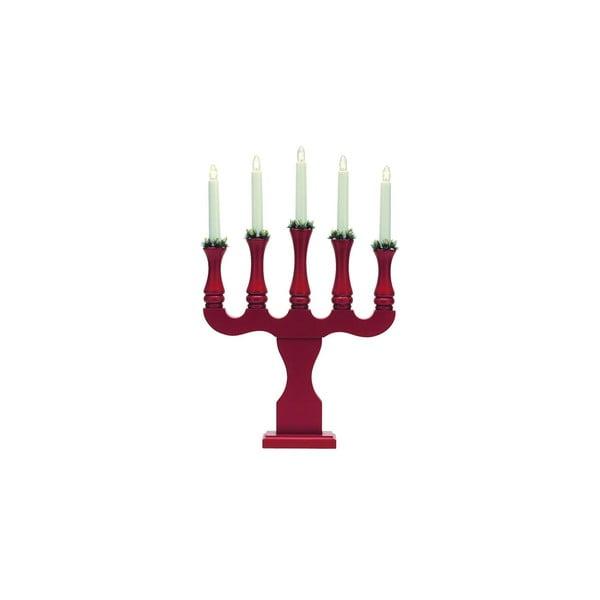 Svietiaca dekorácia Rydboholm Red