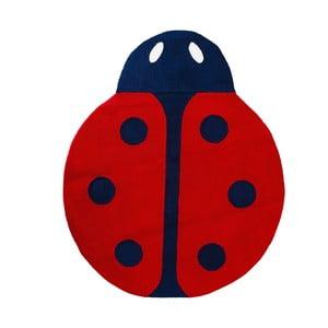 Detský koberec Mavis Ladybug, 100x150 cm