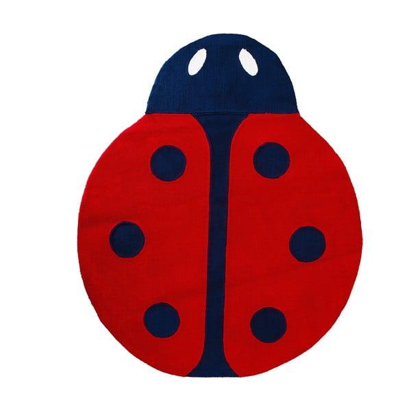 Detský koberec Mavis Ladybug, 120x180 cm