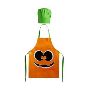 Detská zástera s čiapkou Pumpkin