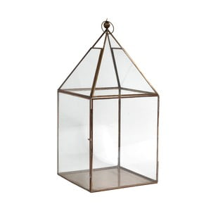Medený lampáš Nordal Home, výška62cm
