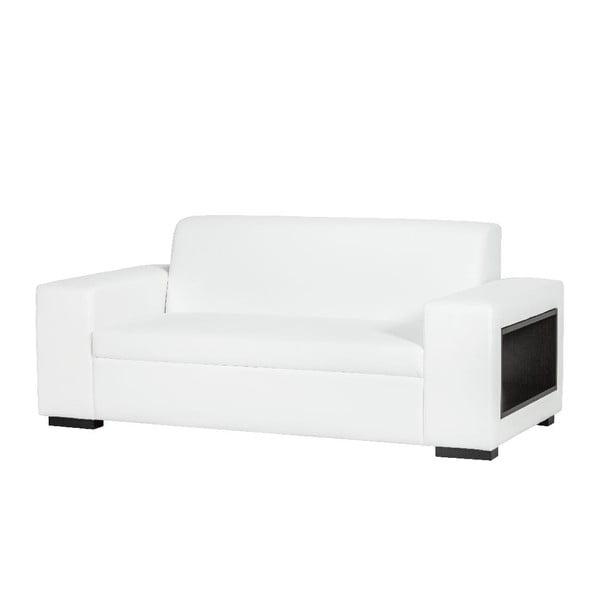 Rozkladacia pohovka A-Maze 181 cm, biela