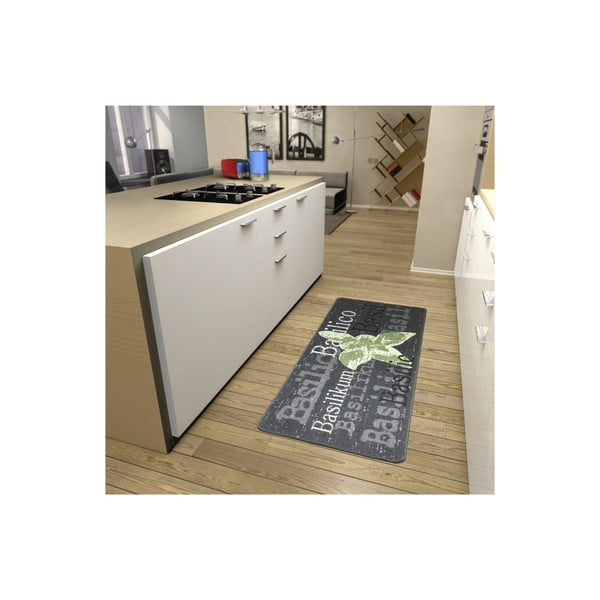 Kuchynský behúň Zala Living Basil, 67×180cm