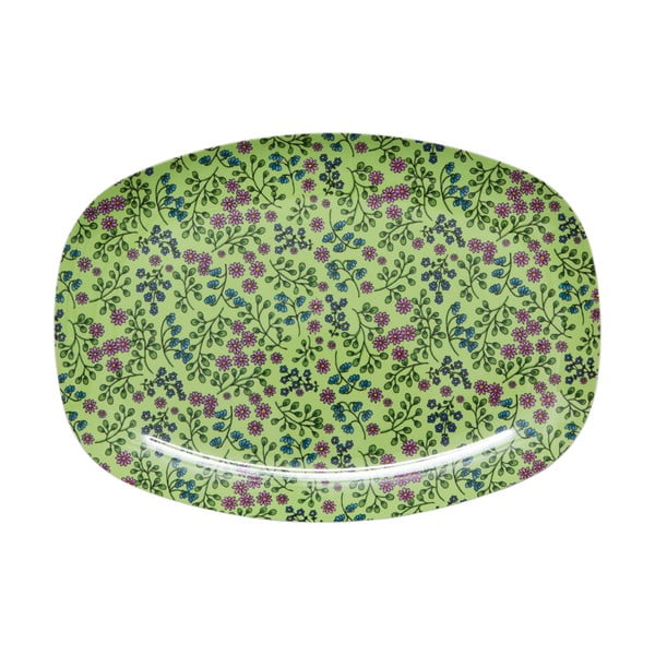 Servírovací tanier Flower Print