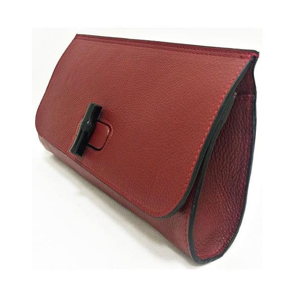 Kožená listová kabelka Naja Brick
