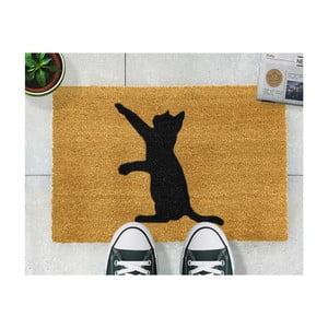Rohožka Artsy Doormats Cat, 40 × 60 cm