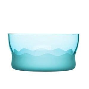 Tyrkysová Misa Sagaform Aqua Wave