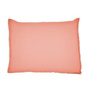 Oranžovoružová obliečka na vankúš Opjet Ville, 35x50 cm
