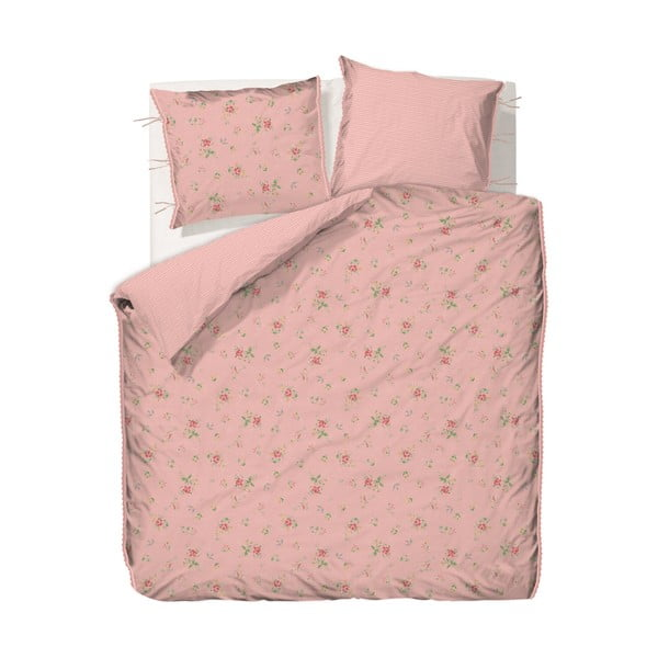 Obliečka na vankúš Granny Pip Pink, 60x70 cm