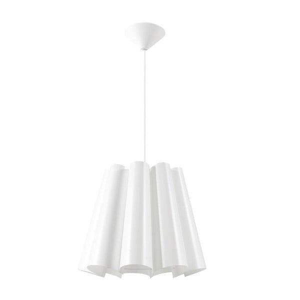 Stropné svetlo Genua 39 cm, biele