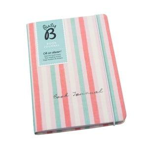 Denník pre knihomoľov Busy Oh So Clever