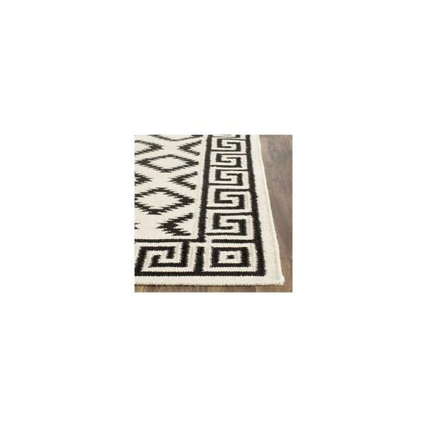 Vlnený koberec Madajson 76x243 cm