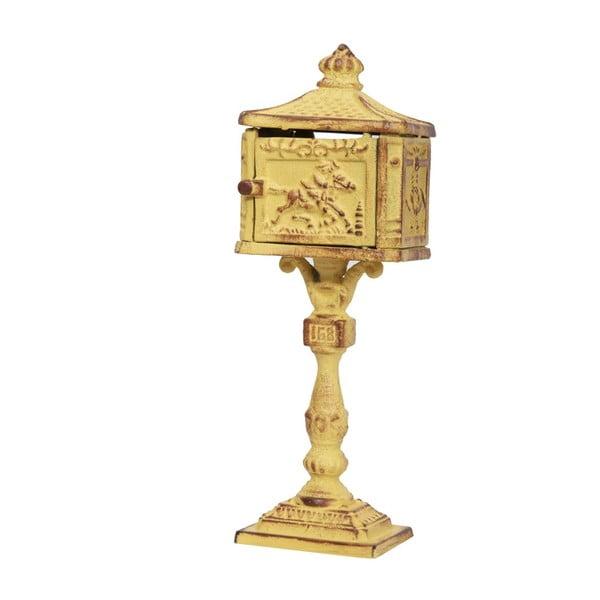 Dekoratívna poštová schránka Antic Line Letter, výška 24cm