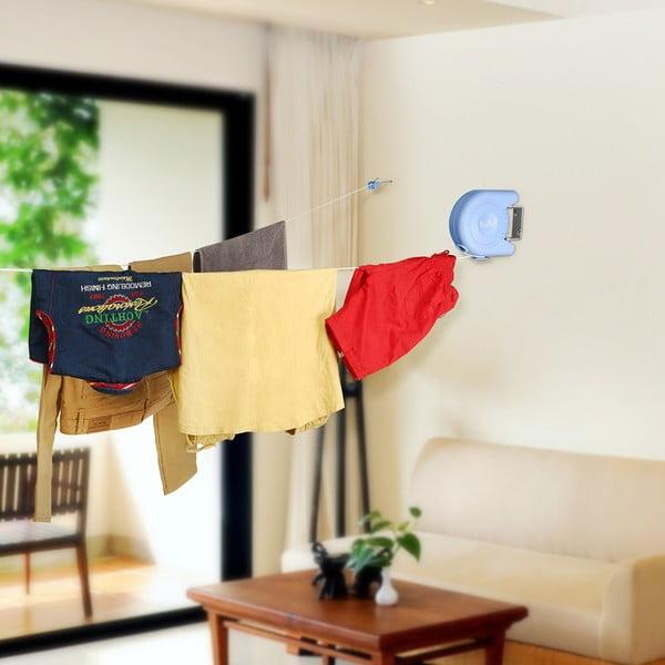 Set žehliacej podložky a zaťahovacej šnúry na prádlo Bonita Indian Circle
