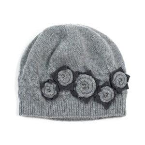 Sivá čiapka Molly