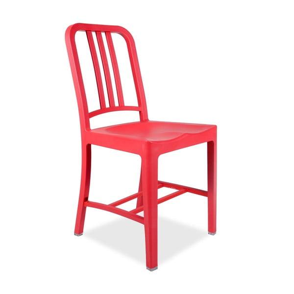 Stolička Line Red