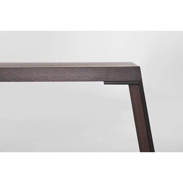 Jedálenský stôl  z masívu E-klipse AL2, 180cm