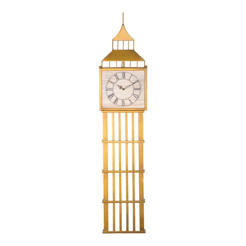Nástenné hodiny Mauro Ferretti Big Ben, 21,5 × 100 cm