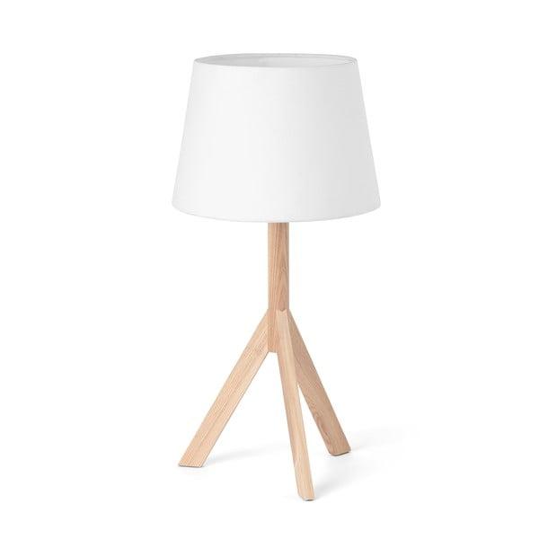 Stolná lampa Hat Bianco