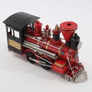 Dekoratívny model Red Train