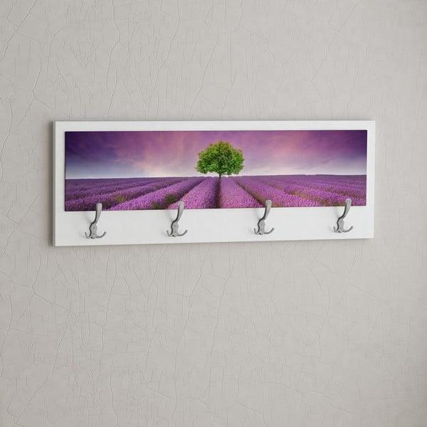 Vešiak Lavender White