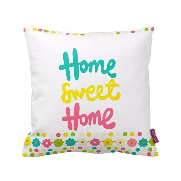 Vankúš Home Sweet, 43x43 cm