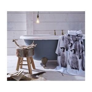 Sada 2 bavlnených uteráku Catherine Lansfield Penguin, 120×70 cm