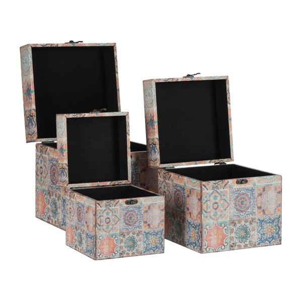 Sada 3 krabičiek Orient