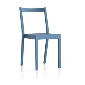 Jedálenská stolička Kent, modrá