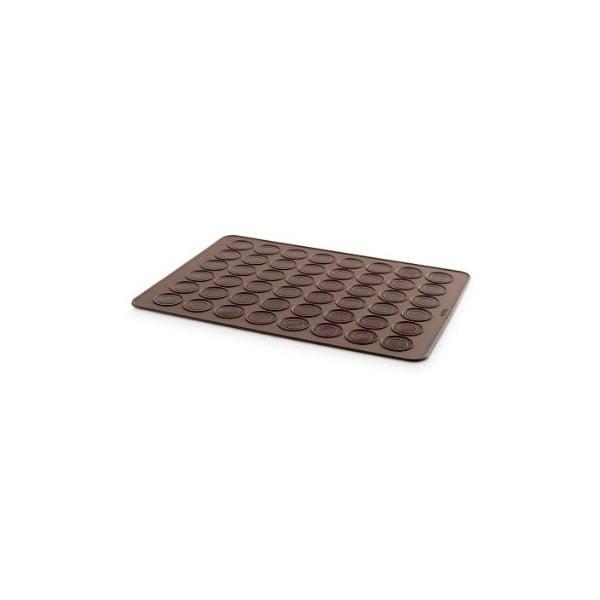 Silikónová podložka na pečenie makróniek Macaron, 40x30 cm