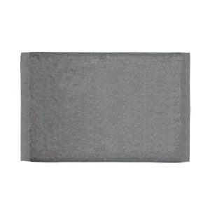 Kúpeľňová predložka 50x80 cm, sivá