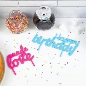 Nápis na tortu Cake Banner