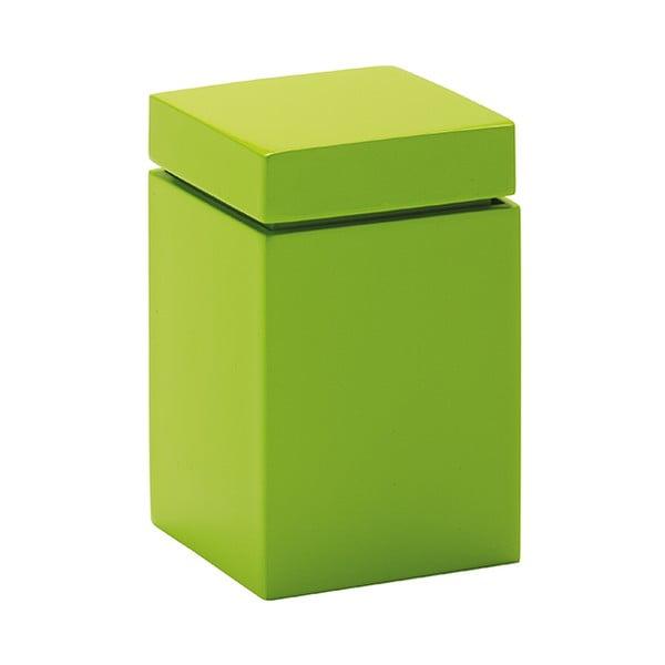 Kozmetická dóza Taco, zelená