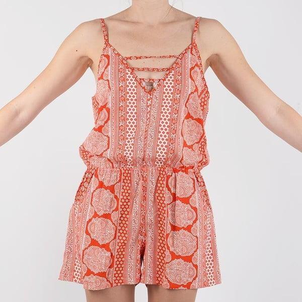 Plážový jumpsuit Print, veľ. M
