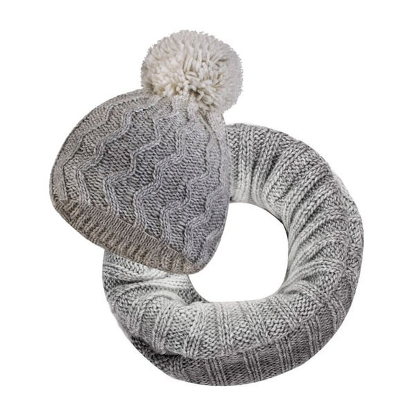 Kruhový šál Luisa Grey