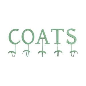 Dekoratívny vešiak Coats Mint