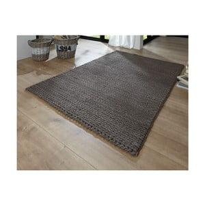 Koberec Circolare Brown, 140x200 cm