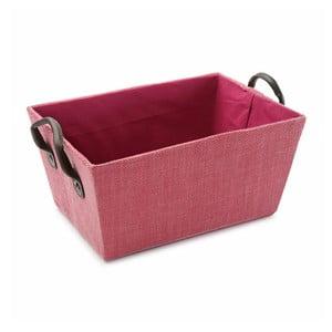 Košík s rúčkami Pink Handle