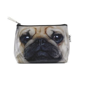 Malá kozmetická taška Pug