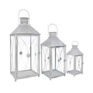 Sada 3 lampášov Betiina Patina