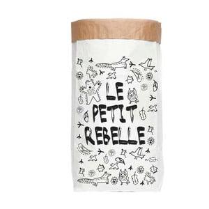 f40ece9146 Papierové vrece Little Nice Things Rebel