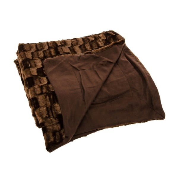 Pléd Chocolate Winter, 130x150 cm