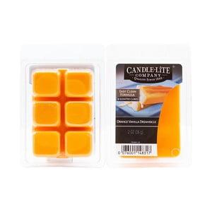 Vonný vosk do aromalampy s vôňou pomaranča a vanilky Candle-Lite, doba prevoňania až 10 hodín