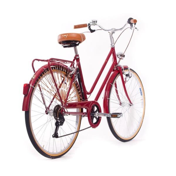 Mestský bicykel Taurus Red