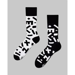 Ponožky Many Mornings Random Forms, veľ.43/46