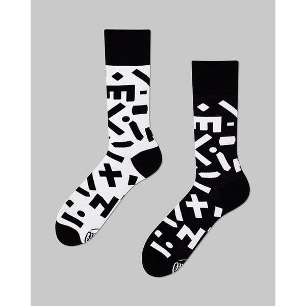 Ponožky Many Mornings Random Forms, veľ.39/42