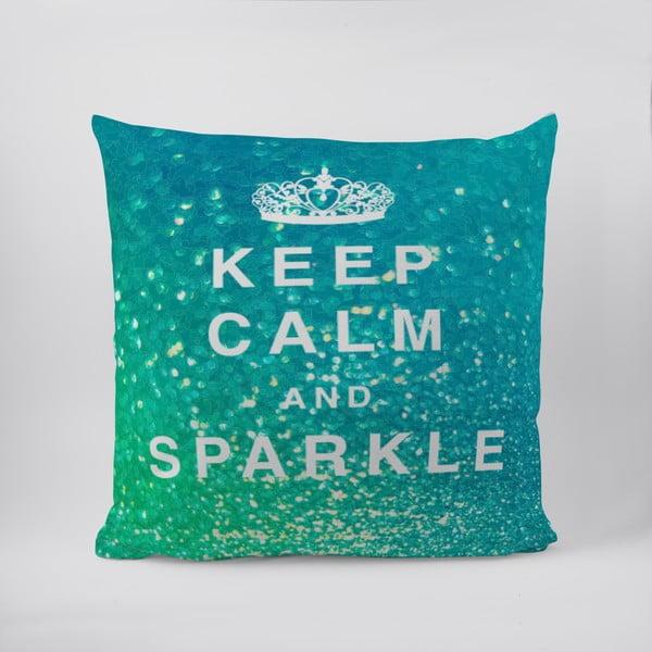 Vankúš Keep Calm And Sparkle