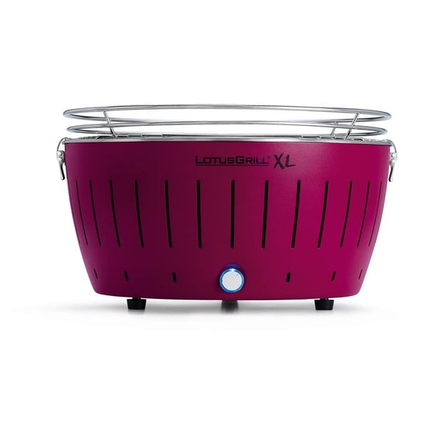 Nedymiaci gril LotusGrill XL Plum Purple