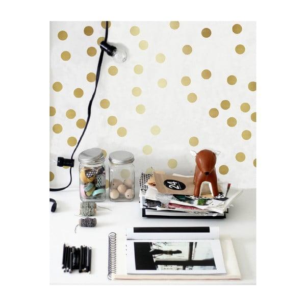 Samolepka na stenu Little Nice Things Dots